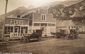 Antique Auto Museum Fairbanks Alaska