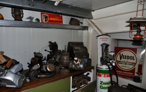 Kleinwagensammlung Honold bei Gunzenhausen