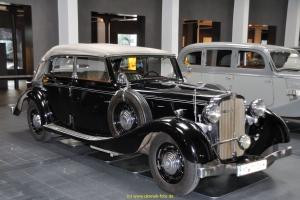 Museum für historrische Maybach Fahrzeuge Neumarkt