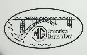 MG Jahresabschlussfahrt des MGCC und Stammtisch Bergischland 2011