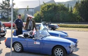 MG Treffen Altmühltal 2012 Driving Test