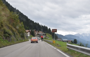 MG in the alps, Tag 3