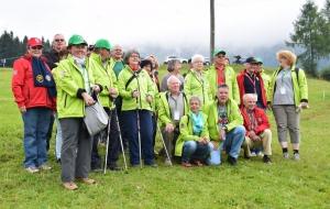 MG in the Alps 2015 Tag 1 die Schupfenwanderung