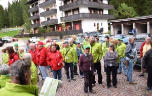 MG in the Alps 2015 Tag 2 Tour in den Süden