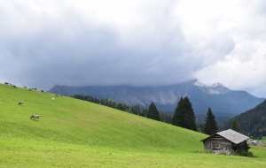 MG in the Alps 2015 Tag 1 die Schupfenwanderung