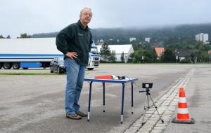 MG Treffen Altmühltal, Driving Test am Sonntag