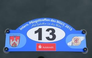 MGcc Pfingsttreffen 2015 -mit Gedröhn durch die Rhön- Samstag