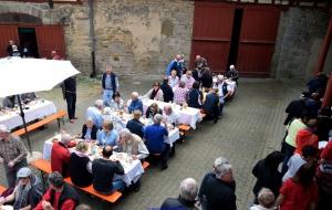 MGCC Pfingsttreffen 2015 -mit Gedröhn durch die Rhön- Sonntag