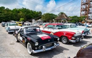 in Coba Rally Maya Mexiko 2017