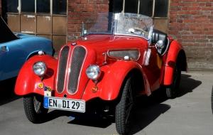 Oldtimertreffen am Industriemuseum Ennepetal